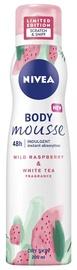 Nivea Raspberry & White Tea Body Mousse 200ml