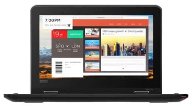 Lenovo ThinkPad Yoga 11e 5th Gen Black 20LM0010MH
