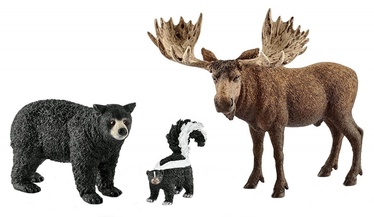 Schleich North American Forest Dweller 41456