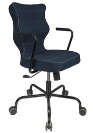 Entelo Tubo Office Chair TW24 Navy Blue