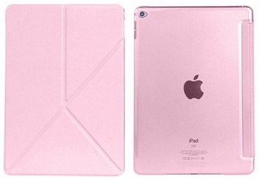 Remax Smart Ultra Slim Book Case For Apple iPad Air 2 Pink