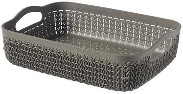 Curver Basket Knit A5 26x20x7cm Brown