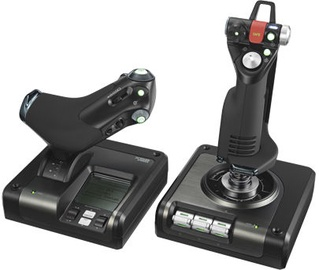 Logitech Saitek X52 Pro Flight Control System