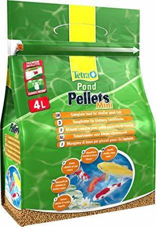 Tetra Pond Pellets Mini 4L