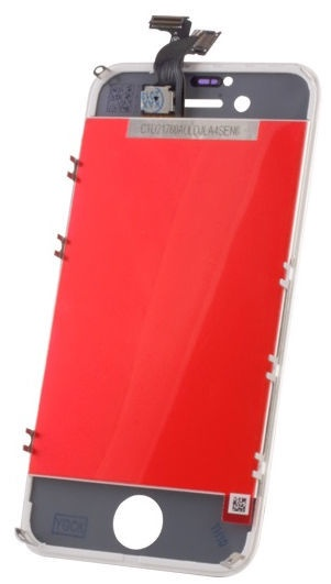 Mobilo tālruņu rezerves daļas Tf1, balta