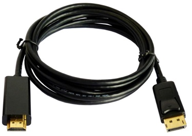 Brackton Cable HDMI to DisplayPort Black 5m