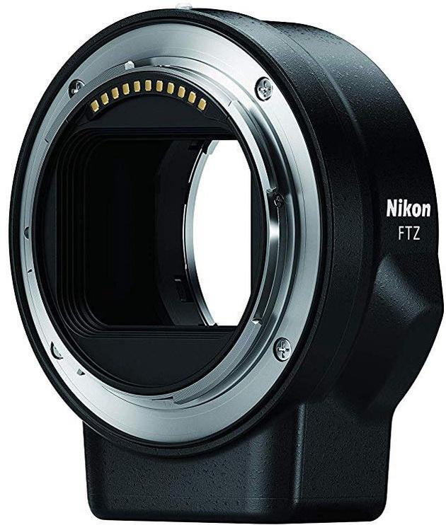 Nikon FTZ Lens Adapter
