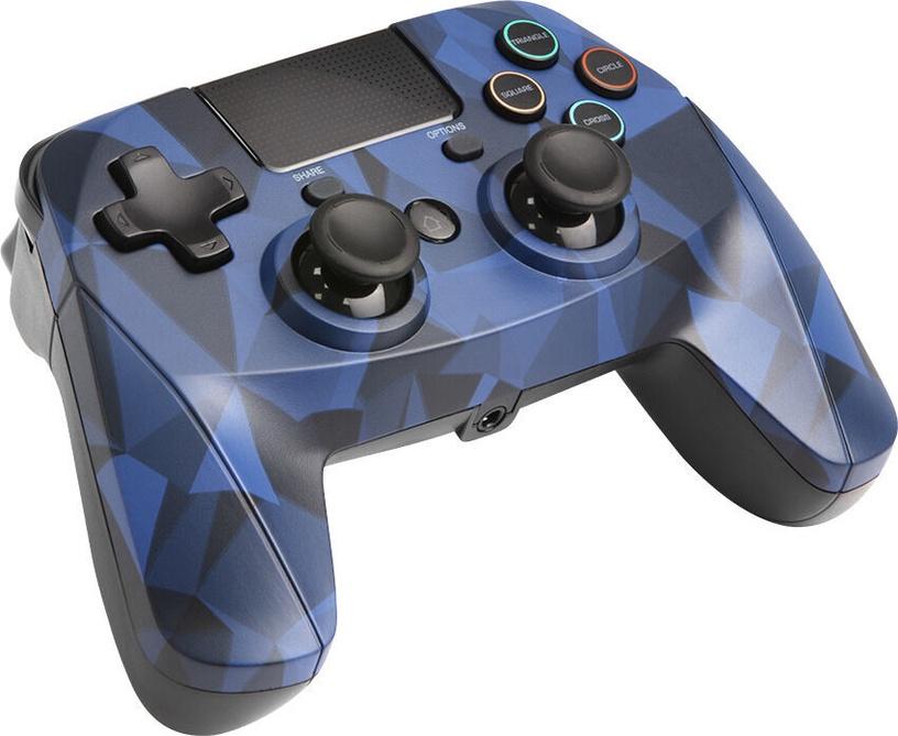 Игровой контроллер Snakebyte 4 S Wireless Gamepad Camouflage Blue