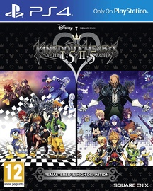 Kingdom Hearts Remastered: HD 1.5 And 2.5 REMIX Edition PS4