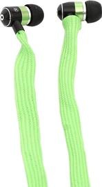 Omega Freestyle FH2112 Shoelace In-Ear Earphones Black