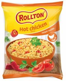 Makaronai, Rollton, aštrios vištienos skonio 60 g.