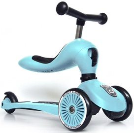 Auto Scoot And Ride Highway Kick 1 Blueberry