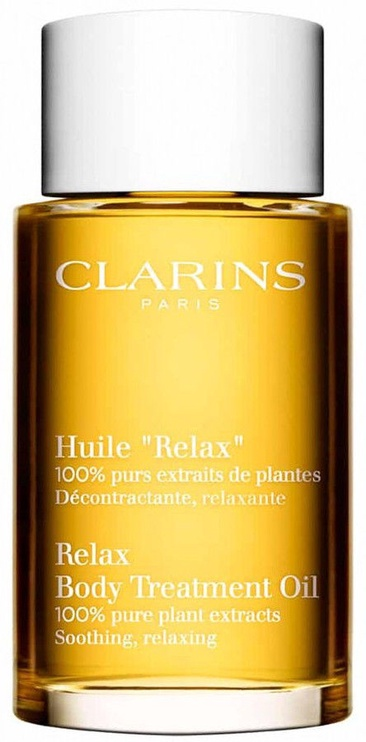 Clarins Relax Soothing Body Oil 100ml