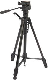 CamLink Aluminium Tripod For Photo/Video Cameras With 3D Mechanism 148cm