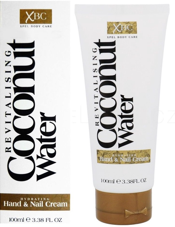 Xpel Coconut Water Hand & Nail Cream 100ml