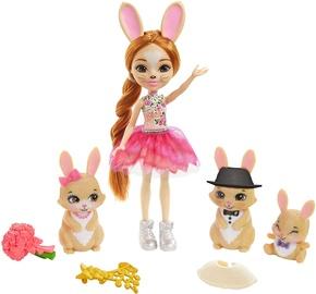 Кукла Mattel Royal Enchantimals Brystal Bunny Family GYJ08