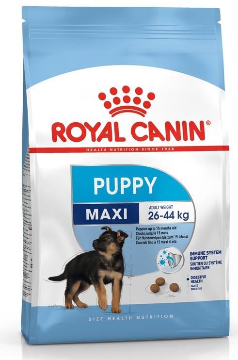 Сухой корм для собак Royal Canin SHN Maxi Puppy 15kg