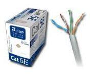 Juhe A-Lan Patch Cable UTP CAT 5e 305m Grey