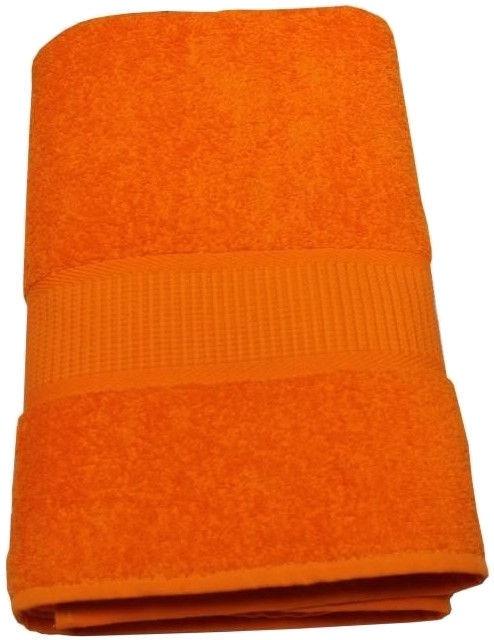Bradley Towel 50x70cm Orange