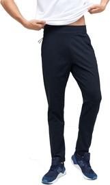 Audimas Functional Tapered Fit Sweatpants Black/Blue 176/L