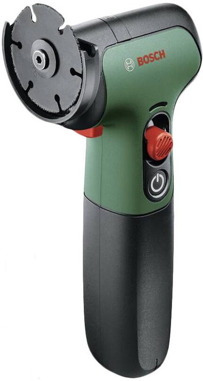 Bosch Easy Cut & Grind 7.2V 2Ah Cordless Cutter/Grinder Set Green