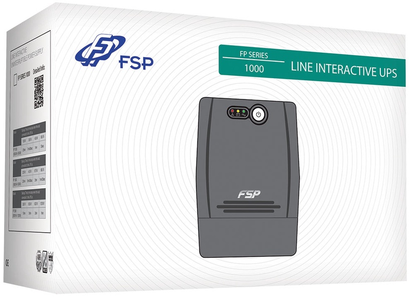 Fortron FSP FP-1000