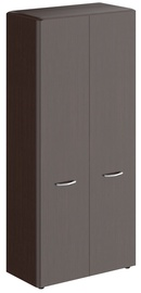 Skyland Dioni Office Cabinet DHC 85.1 Wenge Magic