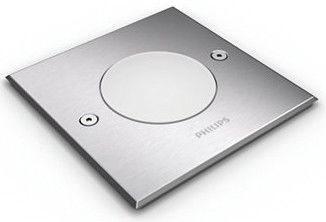 Philips Outdoor Light Crust 1735647P0 Stainless Steel