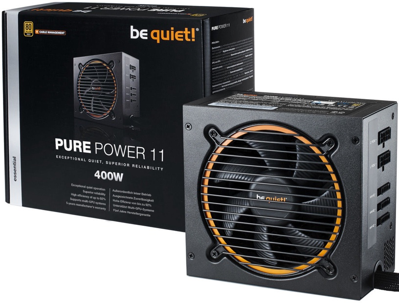 Be Quiet! Pure Power 11 CM 400W