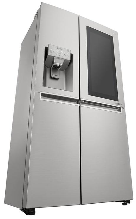 Šaldytuvas LG GSX961NSAZ.ANSQEUR