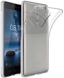Mocco Ultra Back Case For Asus Zenfone 2 Laser Transparent
