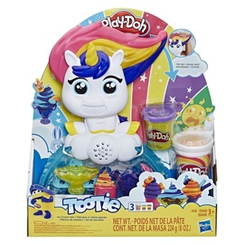 Habro PlayDoh Tootie The Unicorn Ice Cream Set E5376