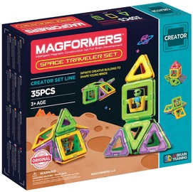 Magformers Space Traveler Set 703007