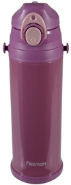 Fissman Travel Mug With Handle 720ml Violet 9728
