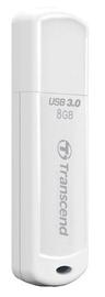 Transcend 8GB JetFlash 730 USB3.0 White