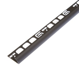 Apdailos juostelė, juoda, 250 x 0.7 cm