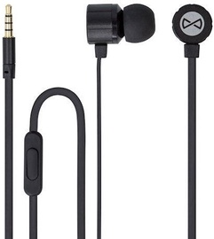 Ausinės Forever MSE-200 In-Ear Earphones Black