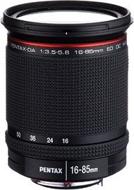 Pentax DA 16-85mm f/3.5-5.6 ED DC WR
