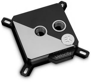 EK Water Blocks EK-Velocity Strike RGB Black Nickel Black
