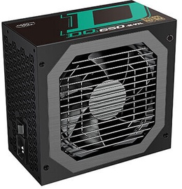 Deepcool DP-GD-DQ650-M-V2L 650W Black