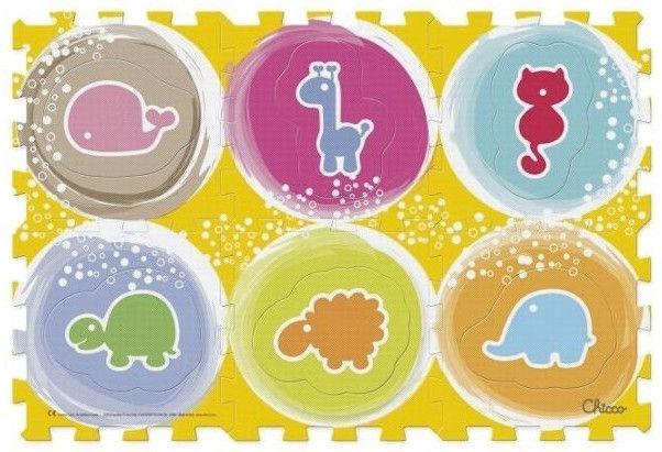 Dėlionė Chicco Puzzle Animals 07162
