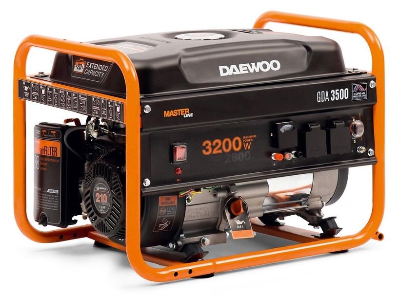 Генератор Daewoo GDA 3500, 2800 Вт