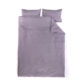 Gultas veļas komplekts Domoletti 5262 G, pelēka, 160x200