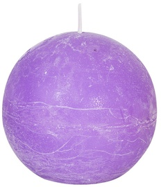Home4you Candle Relaxing Lavender D7.5cm