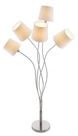 Nino Lamp Lima 5x42W 188335 Nickel
