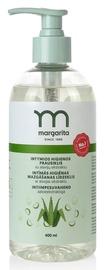 Гель для интимной гигиены MARGARITA с экстрактом алоэ вера, 400 ml