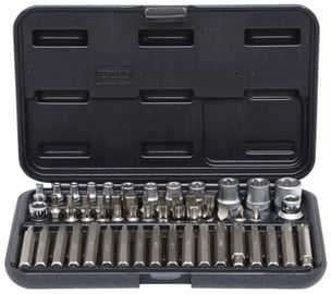 "KSTools 1/4"" 3/8"" 1/2"" Torx Socket and Bit Set 57pcs"