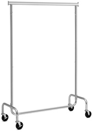 Songmics Clothes Rack Silver 150x55x160cm