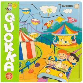 Koka puzle Quokka Amusement Park