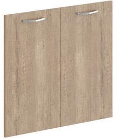 Skyland Dioni DLD 42-2 Shelf Doors 42.2x76.5x1.8cm Canyon Oak